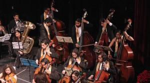 La Orquesta Sinfónica Juvenil Universitaria (Foto: UAEM).
