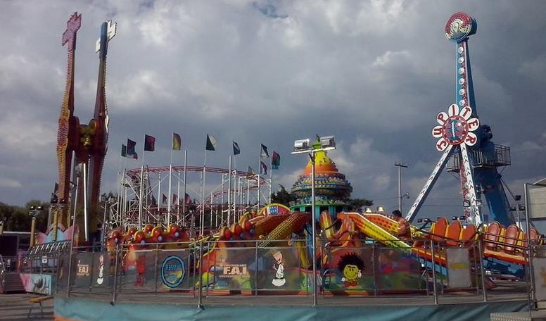 Cuota De Juegos Mecanicos La Unica Sorpresa En La Feria De Metepec