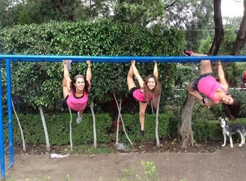 Se mostrarán las acrobacias del pole dance (Foto: rocknpolestudio.com).