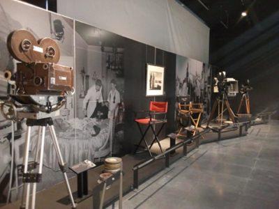"""El Centro Cultural Toluca alberga la exposición """"Estudios Churubusco"""". Foto: Judith Chacón."""