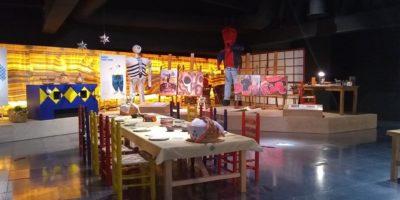 """El CCT inauguró la exposición """"Diego El Grande"""". Foto: Judith Chacón."""