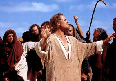 """""""La última tentación de Cristo"""" se proyectará este martes."""