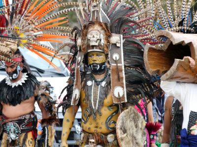 El Festival del Quinto Sol culminará este domingo 21 de marzo. Foto: Especial.